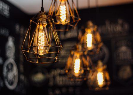 Indoor,Light,,Coffee,Shop